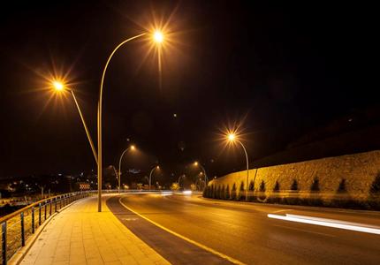 Beyşehir Yolu (Akyokuş Mevkii)  Aydınlatma İşi || Arfi Hareketli Teknolojiler