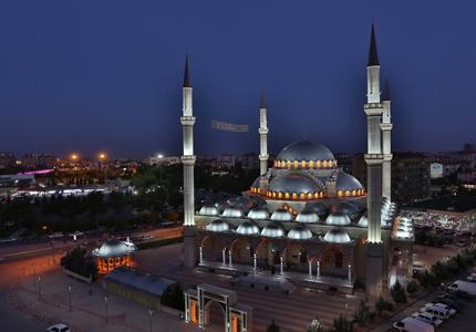 Otogar Zeki Altındağ Camii Aydınlatma İşi || Arfi Hareketli Teknolojiler