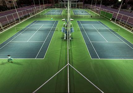 Tenis Kortu Ve Restaurant İşi || Arfi Hareketli Teknolojiler