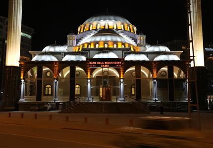 3 Adet Camii Aydınlatma İşi || Arfi Hareketli Teknolojiler